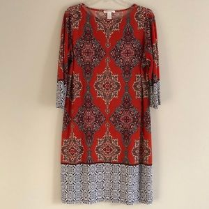 Vintage like dress - size 14 - gently worn